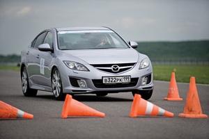 Обучение в Mazda Sport Academy